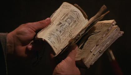 インディ・ジョーンズの手帳