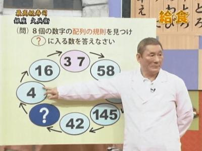 クイズ番組「平成教育委員会」